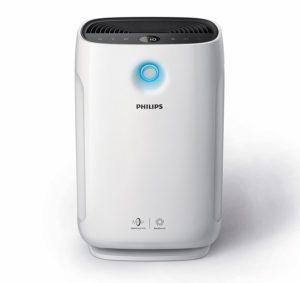 Test sul purificatore d'aria Philips AC2887/10