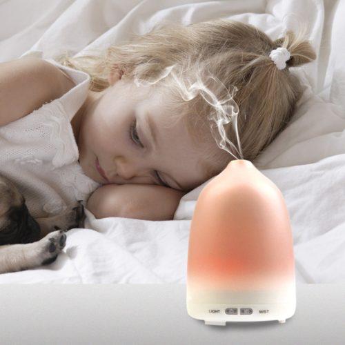 Test del diffusore di oli e aromi soft digits