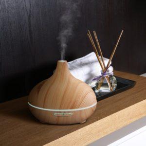 Diffusore Aromatico in legno