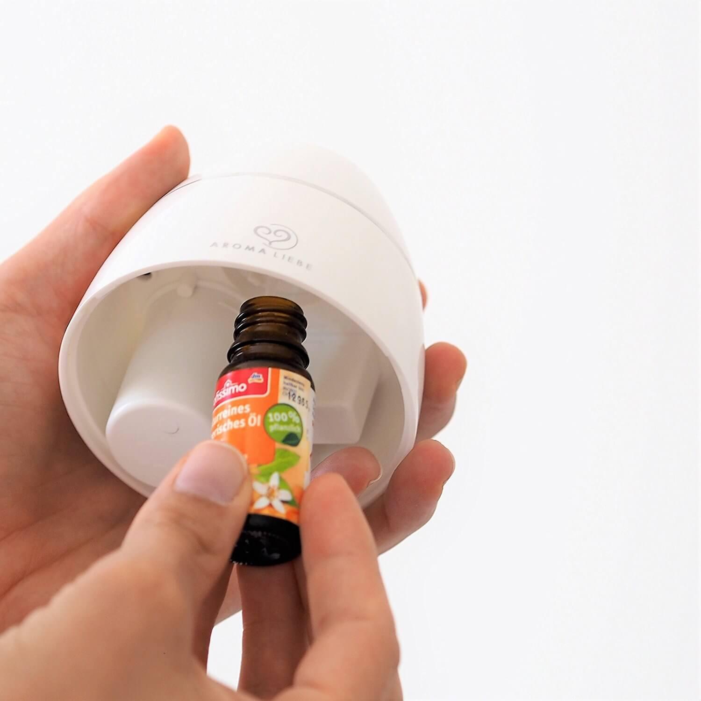Il test del diffusore Pebble di Aromaliebe ha mostrato la sua innovazione e la qualità