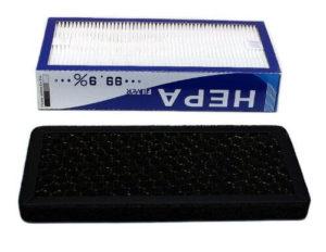 Ricarica del marchio Baren per i filtri HEPA e a carbone attivo