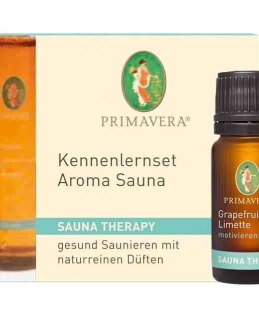 Test infusione per sauna Primavera