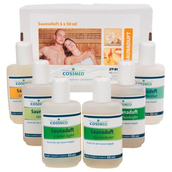 Concentrato di aromi profumati per sauna e gettata di vapore cosiMed